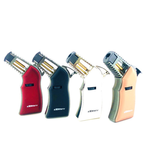 Eternity Angled Premium Jet Torch E124 - SmokeZone 420