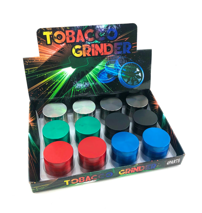 "1.5"" Solid Color Grinder Display - SmokeZone 420"