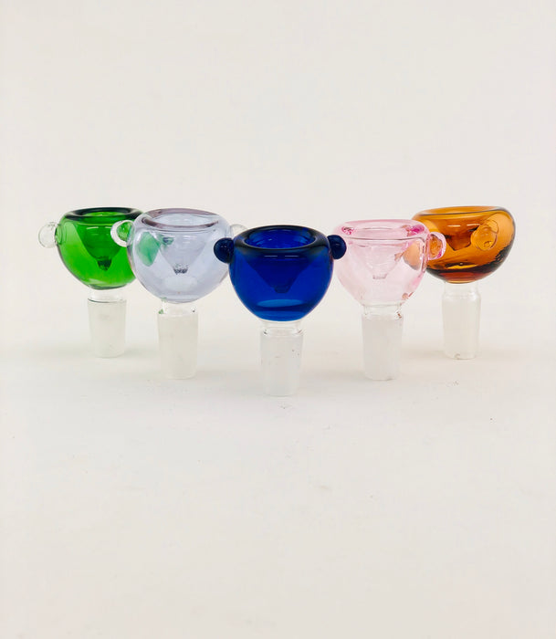 14mm Color Bowls - SmokeZone 420