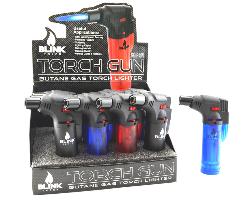 Blink TG-01 Frosted Torch Gun - SmokeZone 420