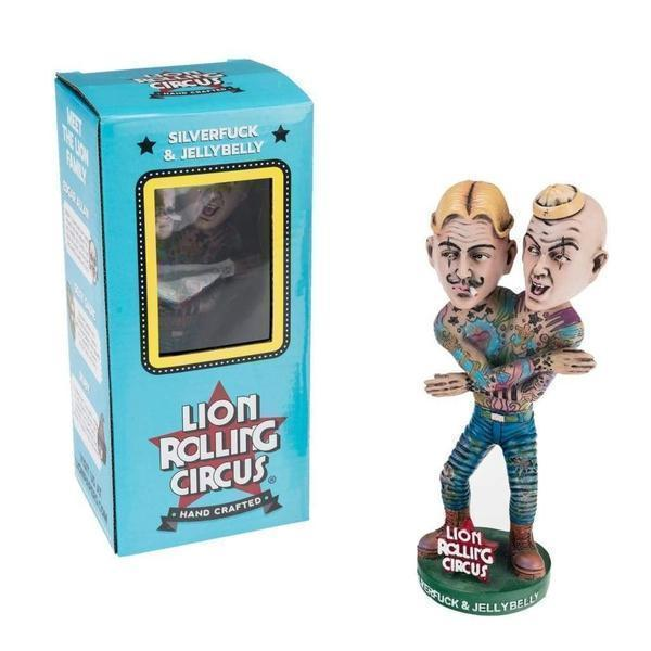 Lion Rolling Circus Collector Bobblehead - SmokeZone 420