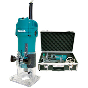 "Makita 3709X 6.35mm (1/4"") Laminate Trimmer"