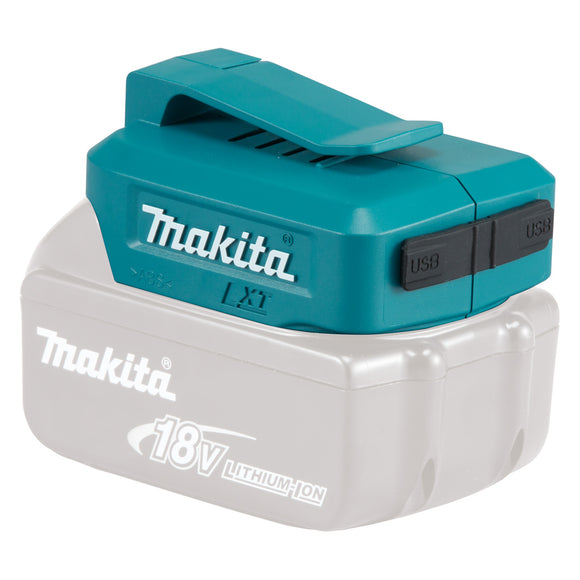 Makita ADP05 18V Mobile USB Charging adaptor