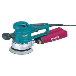 "Makita BO6030J 150mm (6"") Random Orbit Sander"