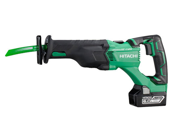 Hitachi CR18DBL(H4) 18V Slide Brushless Reciprocating Saw