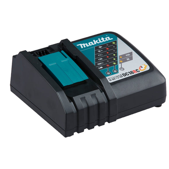 Makita DC18RC Active 3 Li-Ion Charger