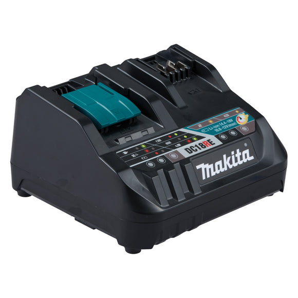 Makita DC18RE Dual Voltage Rapid Charger
