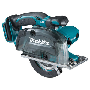 "Makita DCS552Z 18V Mobile 136mm (5-3/8"") Metal Cutter"
