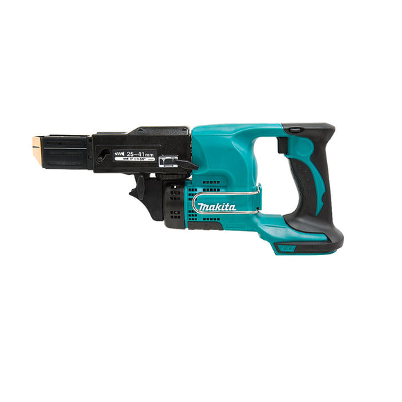 Makita DFR450ZX 18V Mobile Autofeed Screwdriver