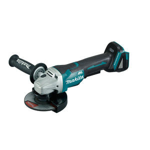 Makita DGA508Z 18V Mobile Brushless 125mm Paddle Switch Angle Grinder