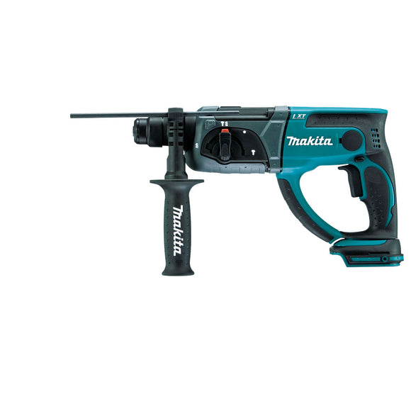 Makita DHR202Z 18V Mobile 20mm SDS Plus Rotary Hammer