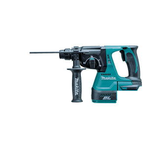 Makita DHR242Z 18V Mobile Brushless 24mm SDS Plus Rotary Hammer