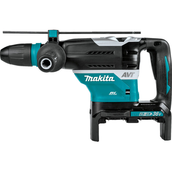Makita DHR400ZK 18Vx2 Brushless 40mm SDS Max Rotary Hammer