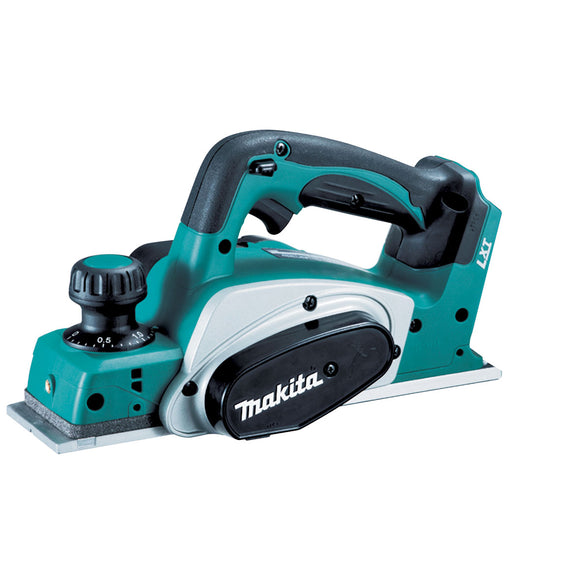 Makita DKP180Z 18V Mobile 82mm Planer