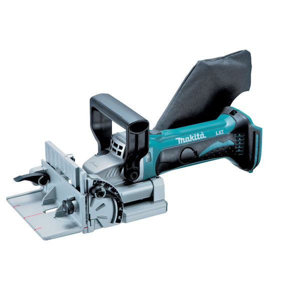 Makita DPJ180Z 18V Mobile Plate Joiner