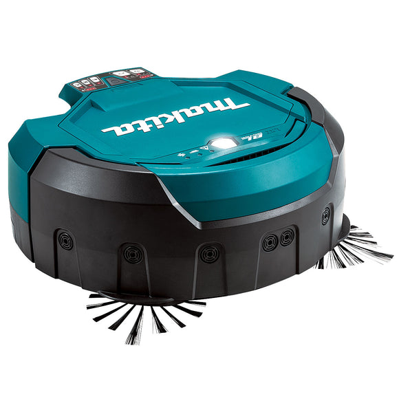 Makita DRC200Z 18Vx2 Mobile Brushless Robotic Vacuum Cleaner