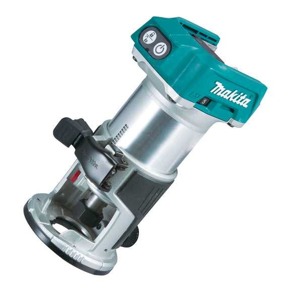 Makita DRT50Z 18V Mobile Brushless Laminate Trimmer