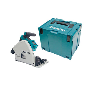 "Makita DSP600ZJ 18Vx2 Mobile Brushless 165mm (6-1/2"") Plunge Cut Saw"