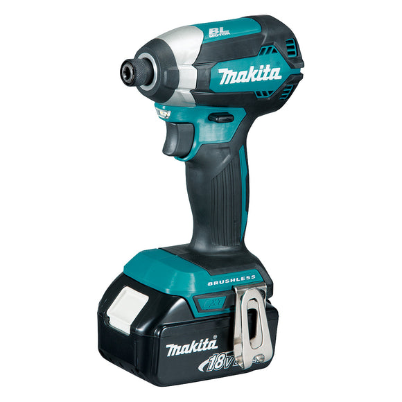 Makita DTD153RTE 18V Mobile Brushless Impact Driver Kit