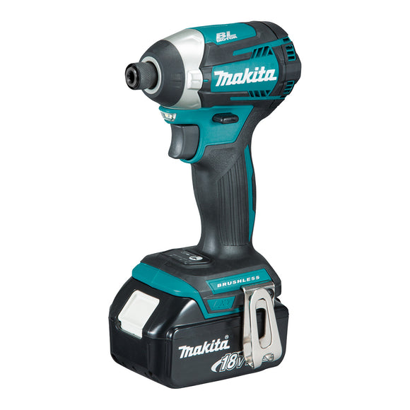 Makita DTD154RTE 18V Mobile Brushless 4-Mode Impact Driver Kit
