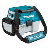 Makita DVC750LZX1 18V Brushless Wet/Dry Dust Extractor