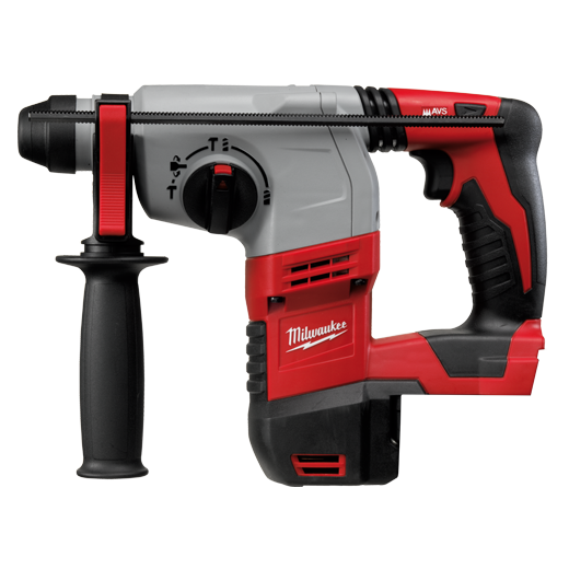 Milwaukee HD18H-0 M18 Cordless Lithium-Ion 22mm SDS-Plus Rotary Hammer