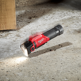 Milwaukee L4PWL-201 REDLITHIUM® USB Pivoting Work Light Kit