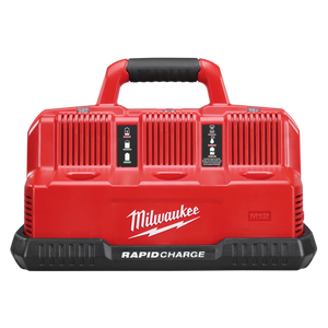Milwaukee M12-18C3 M18™ & M12™ Rapid Charge Station
