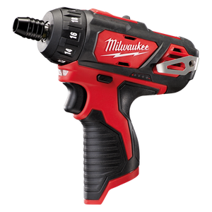 Milwaukee M12BD-0 M12 Hex Screwdriver