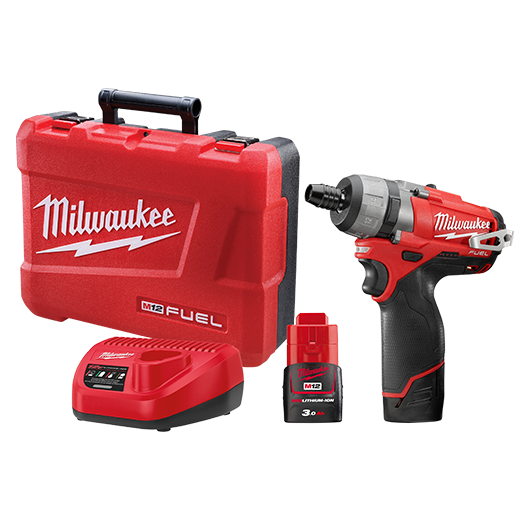 Milwaukee M12CD-302C M12 FUEL™ 1/4