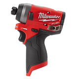 "Milwaukee M12FID-0 M12 FUEL™ 1/4"" Hex Impact Driver (Tool Only)"
