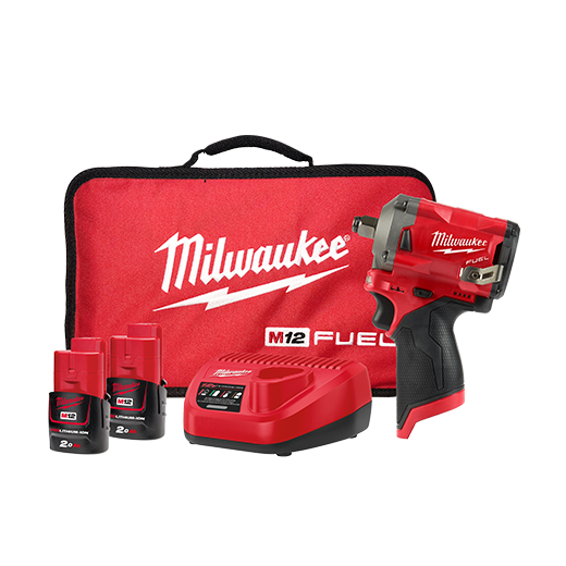 Milwaukee M12FIWF12-202B M12 FUEL® 1/2