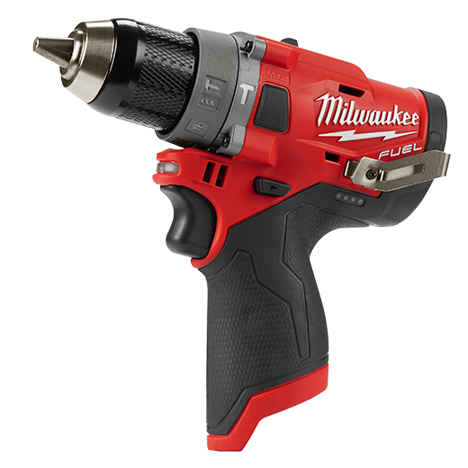 Milwaukee M12FPD-0 M12 FUEL™ 13mm Hammer Drill/Driver (Tool Only)