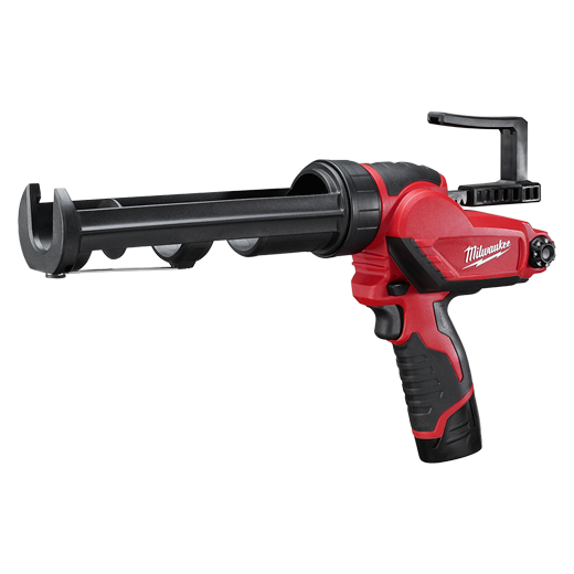 Milwaukee M12PCG310-201B M12™ 310ml Caulk and Adhesive Gun 2.0Ah Kit