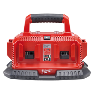 Milwaukee M1418C6 M18™ Six Pack Sequential Charger