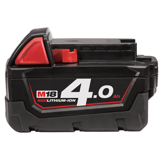 Milwaukee M18B4 M18™ 4.0AH REDLITHIUM-ION™ Batter