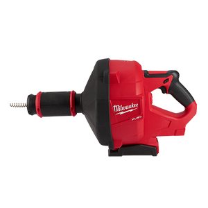 Milwaukee M18FDCPF8-0C M18 FUEL™ Drain Snake w/ CABLE DRIVE Locking Feed System