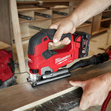 Milwaukee M18FJS-0 M18 FUEL™ D-Handle Jigsaw (Tool Only)
