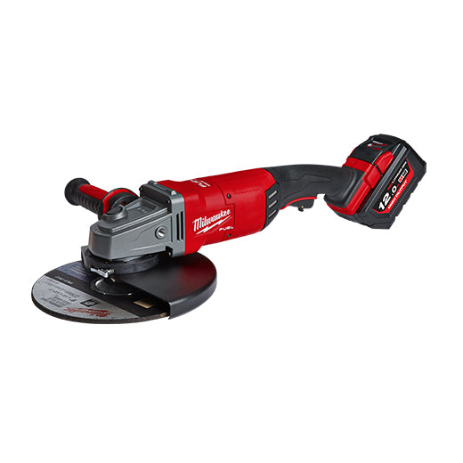 Milwaukee M18FLAG230XPDB-121 M18 FUEL™ 180mm/230mm Large Angle Grinder Kit