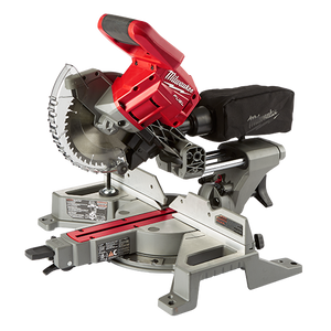 Milwaukee M18FMS184-0 M18 FUEL™ 184mm Dual Bevel Sliding Compound Mitre Saw