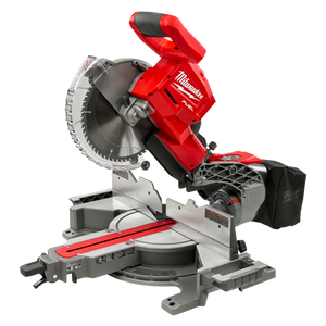 "Milwaukee M18FMS254-0 M18 FUEL™ 254mm (10"") Duel Bevel Sliding Compound Mitre Saw"