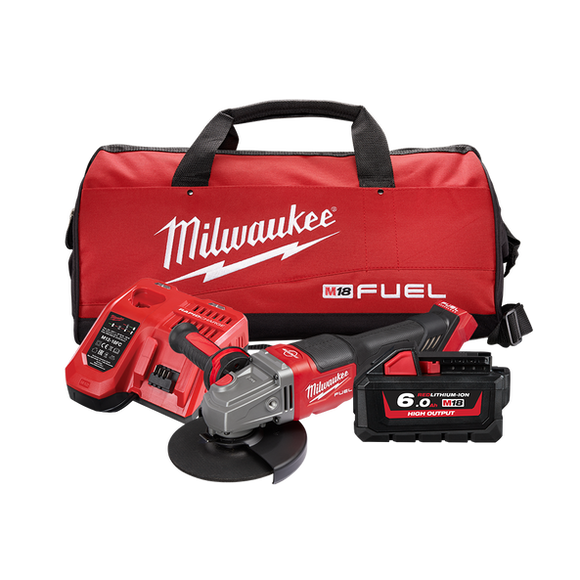 Milwaukee M18FSAG125XPDB-602 M18 FUEL® 125MM (5