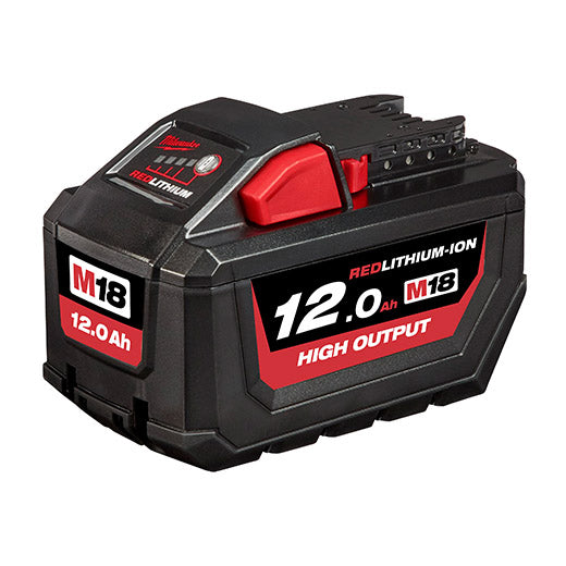 Milwaukee M18HB12 M18™ REDLITHIUM-ION™ High Output 12.0Ah Battery Pack