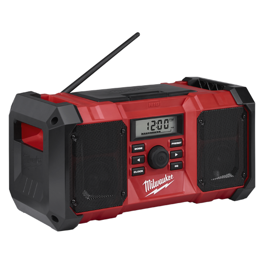 Milwaukee M18JSR-0 M18™ Jobsite Radio