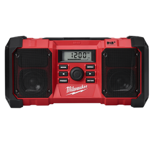 Milwaukee M18JSRDAB+-0 M18™ Digital Jobsite Radio DAB+