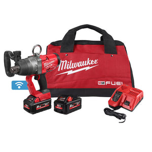 "Milwaukee M18ONEFHIWF1-802B M18 FUEL 1"" HIGH TORQUE IMPACT WRENCH W/ ONE-KEY™ KIT"