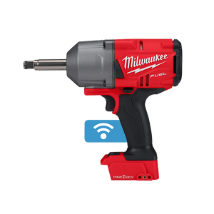 "Milwaukee M18ONEFHIWF12E-0 M18 FUEL™ ONE-KEY™ 1/2"" EXTENDED ANVIL HIGH TORQUE IMPACT WRENCH WITH FRICTION RING"
