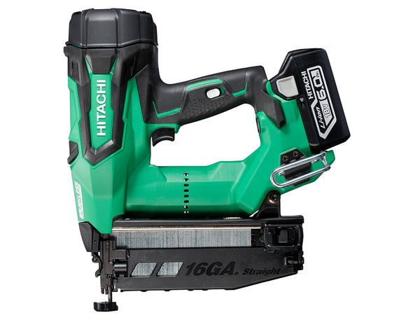 Hitachi NT1865DBSL(HX) 18V Brushless 65mm C Series Finish Nailer