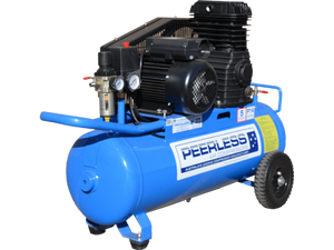 Peerless 00257 P14 Portable Belt Drive Compressor
