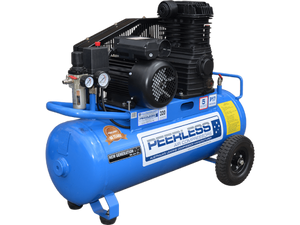 Peerless 00087 P17 Portable Belt Drive Compressor